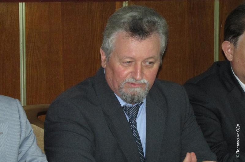 Президент Національної академії медичних наук Віталій Цимбалюк