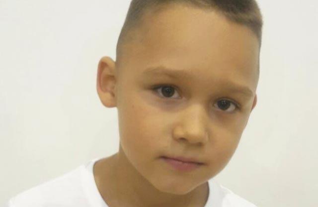 8-річний Артем Прохоров