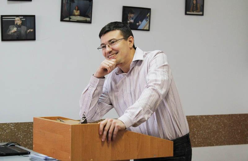 Сергій Сидоренко   Фото: detector.media