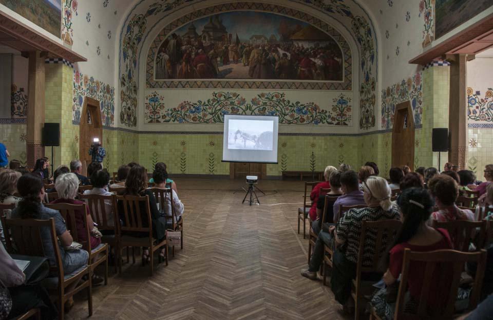 Полтавці вперше побачили Навчальний Фільм «Територія Голодомору. Пам'ять Невмируща»