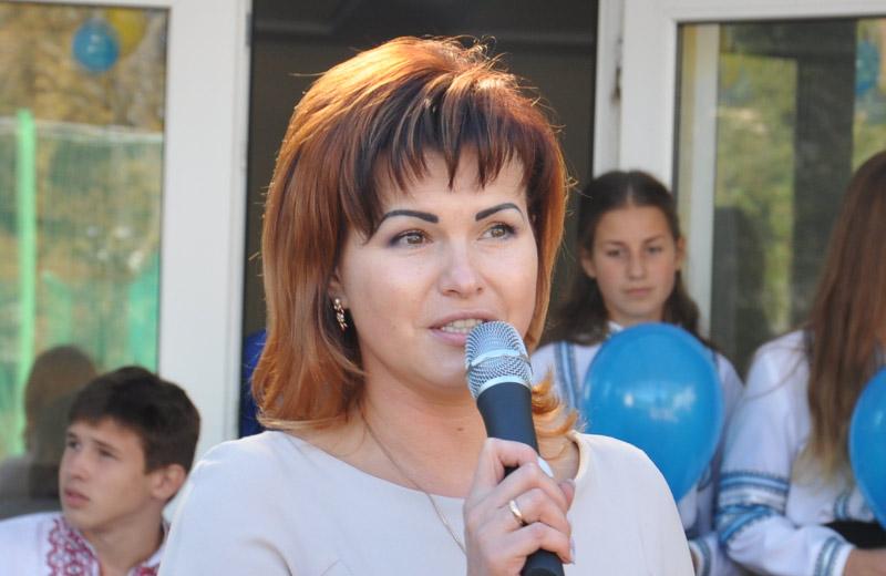 Новим керівником управління освіти Полтавського виконкому стала Леся Марталішвілі
