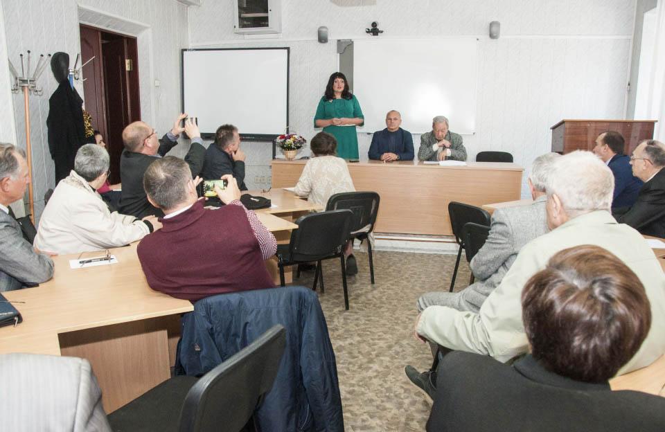 Олена Харченко розповіла про візит делегації Полтавщини до Києва