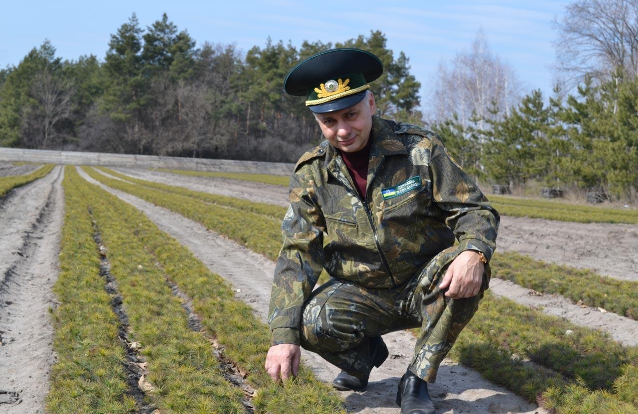 Юрій Тараненко, начальник Полтавського обласного управління лісового та мисливського господарства