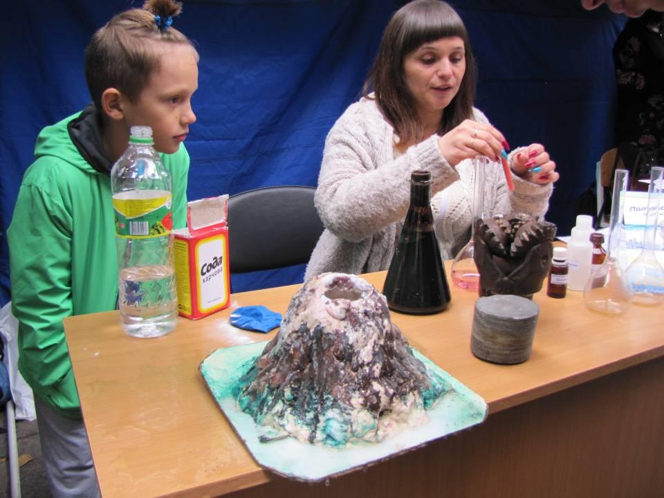 Науковий пікнік — це найбільший в Україні фестиваль науки під відкритим небом