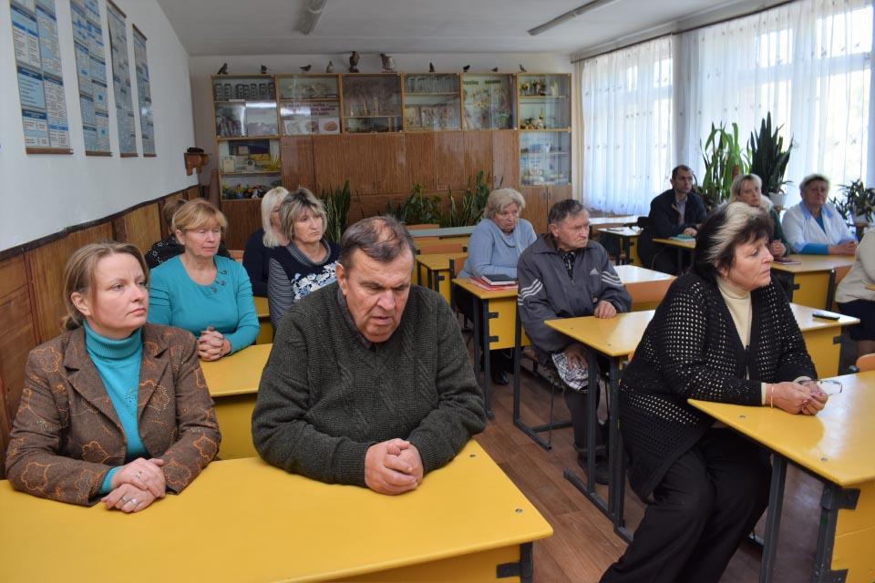 Вчителі навчального закладу