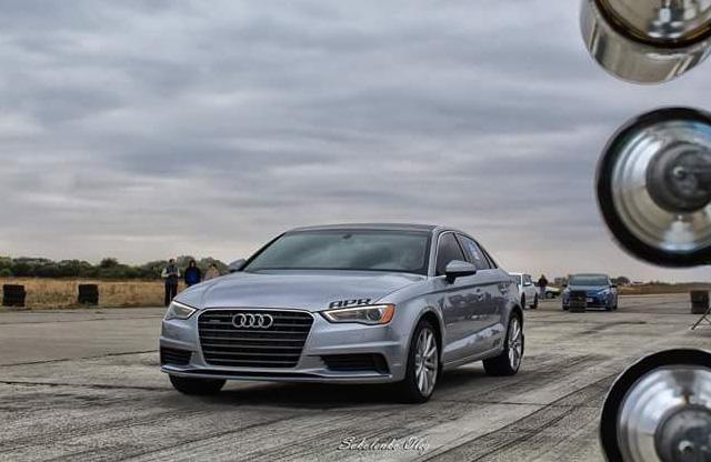 Dragracing Audi