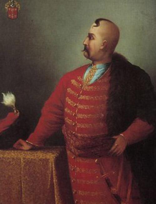 Портрет полтавського полковника Андрія Горленка