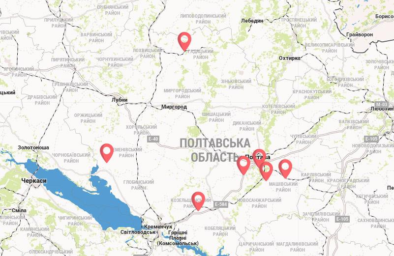 ЦВК призначила перші місцеві вибори на24 грудня