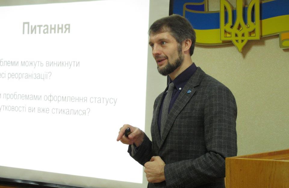 Експерт медичної групи коаліції «Реанімаційний пакет реформ» Олександр Ябчанка