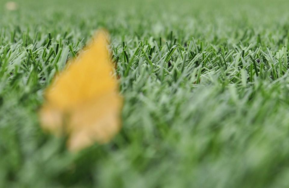 Футбольний газон зі штучним покриттям