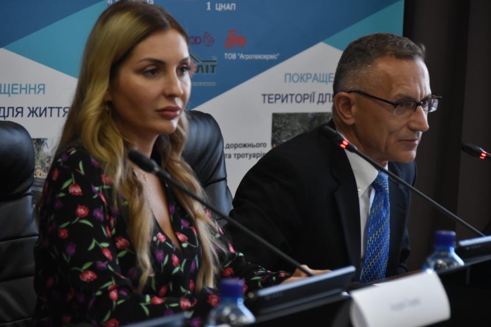 Інна Іщенко та Кшиштоф Сівек