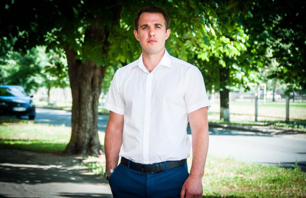 Вадим Осипенко, керівник Державної екологічної інспекції Полтавської області
