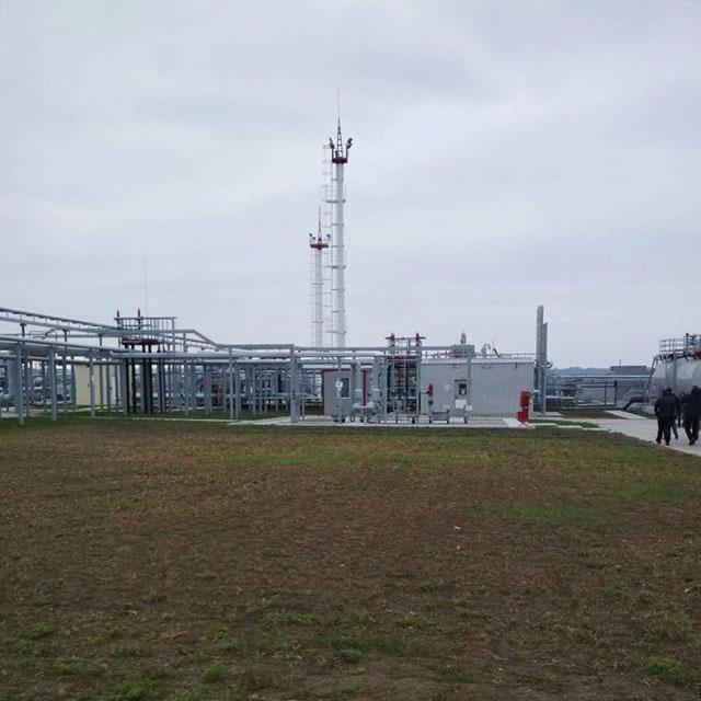 Газова установка
