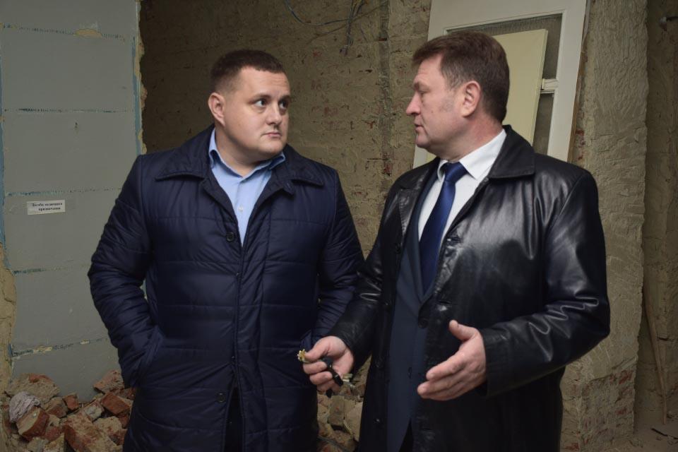 Тимофій Голбан і Григорій Оксак