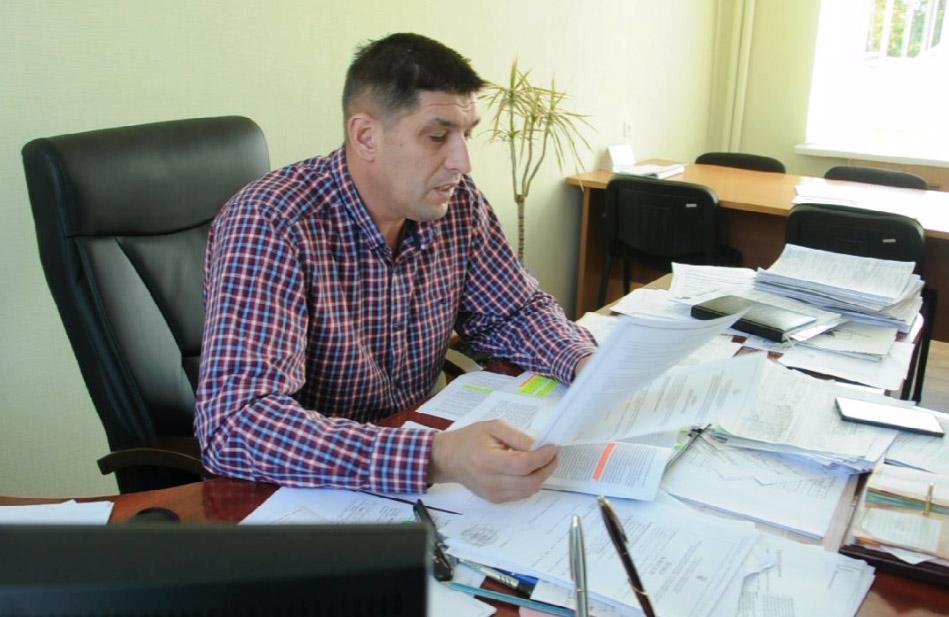 Олександр Качала, керівник виробничих служб Полтави та Полтавського району ПАТ «Полтавагаз»