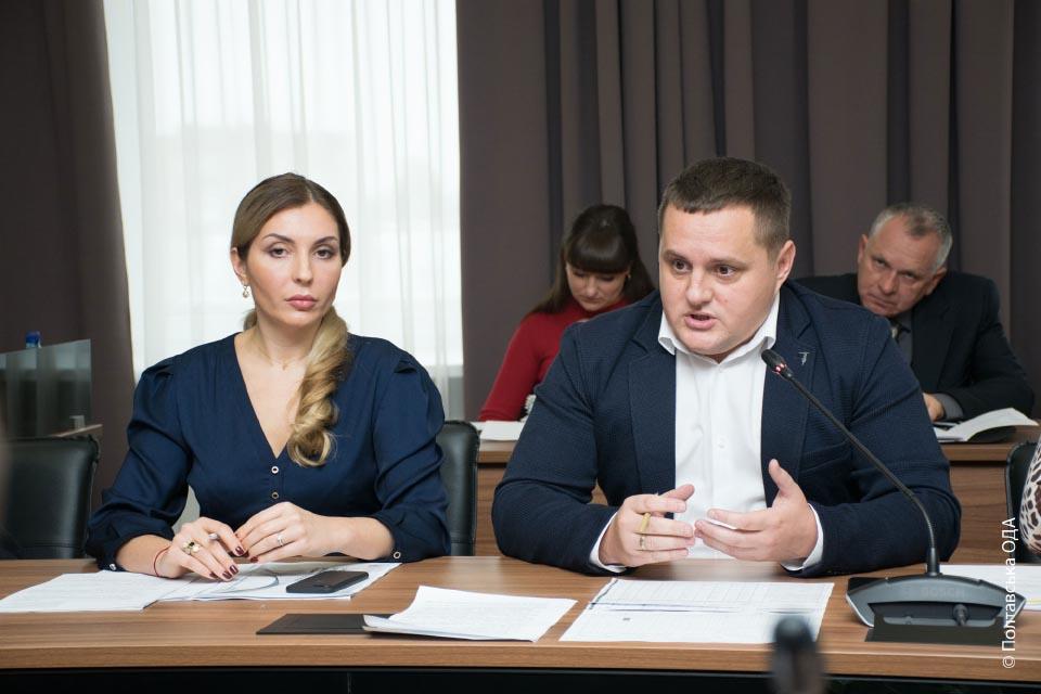 Інна Іщенко та Тимофій Голбан