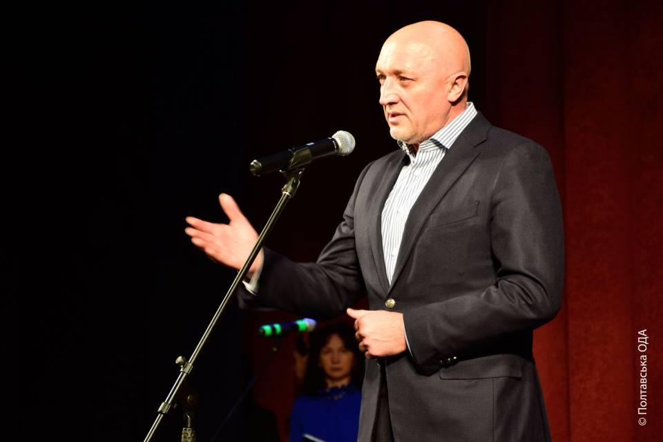 Валерій Головко вітає представників галузі зі святом