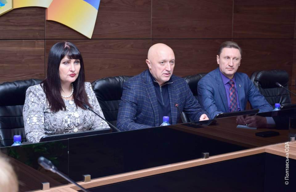 Олена Харченко, Валерій Головко, Володимир Онищенко