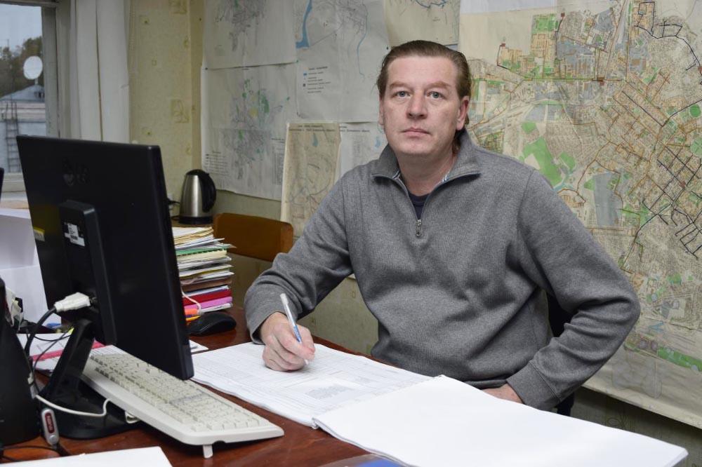 Головний технолог Олександр Ніколенко