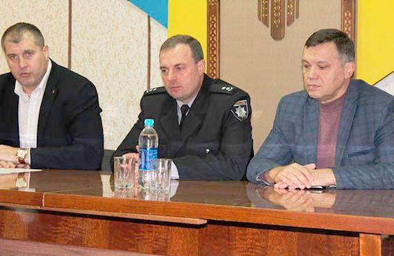 Андрій Шацький керуватиме Полтавським районним відділенням поліції