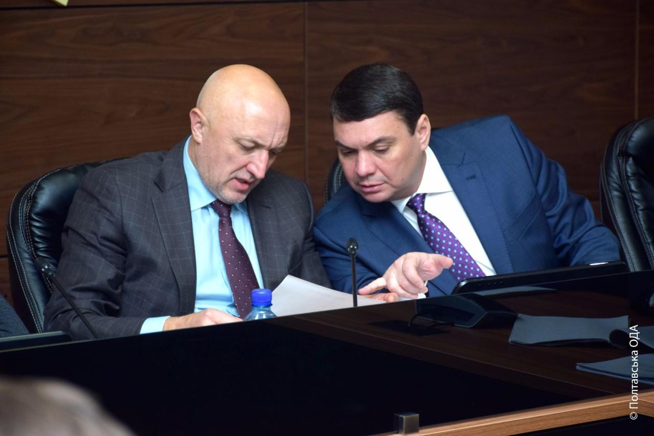Валерій Головко та Андрій Пісоцький
