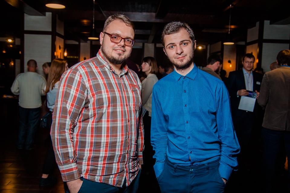 Співорги заходу — В'ячеслав Бородай та Максим Іванов