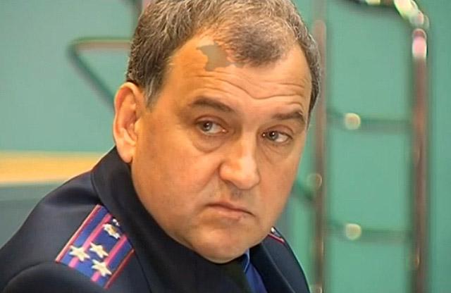 Петро Блажівський позбавлений звання полковника міліції