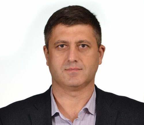 Юрій Лупаєнко, голова Асоціації перевізників Полтавщини