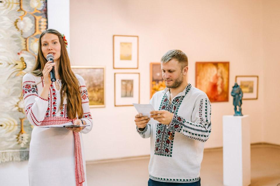 Ольга Влох та Віктор Пашник