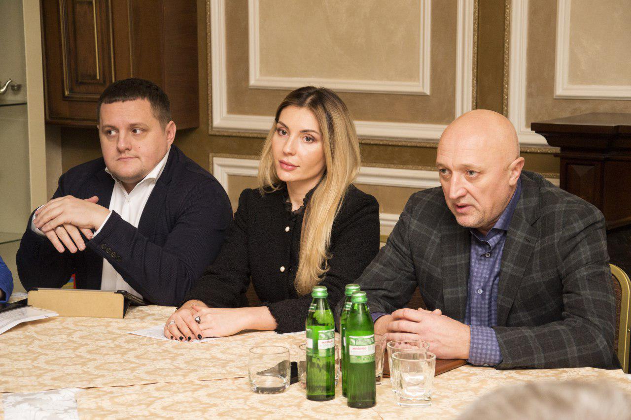 Тимофій Голбан, Інна Іщенко та Валерій Головко