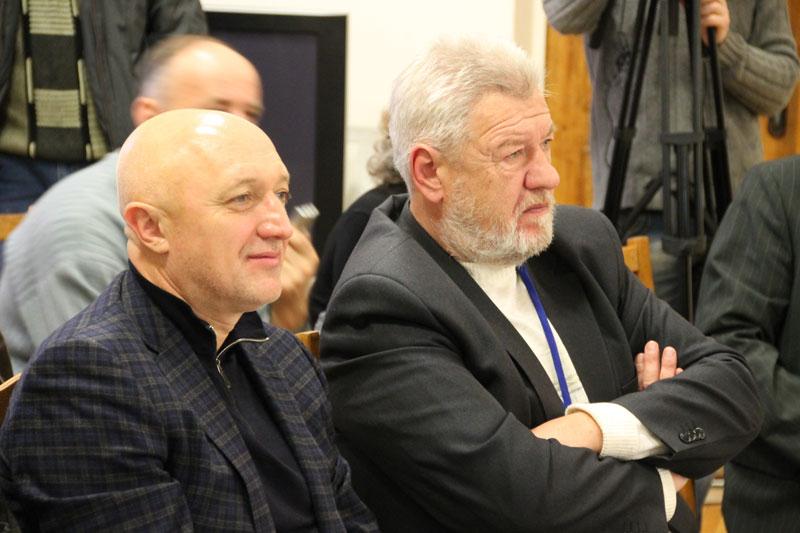 Валерій Головко та Олександр Супруненко