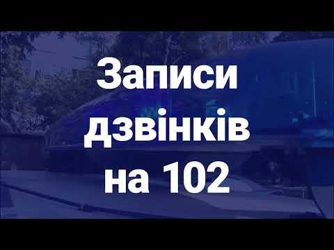 Справа «Мишци»: записи двох дзвінків свідків на 102 (2016.08.18, Полтава)
