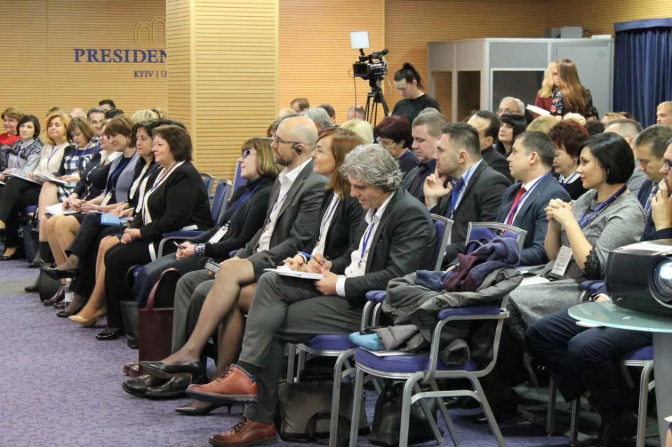 Всеукраїнський установчий семінар-нарада «Впровадження першого етапу Національної стратегії реформування системи інституційного догляду та виховання дітей на 2017-2026 роки»