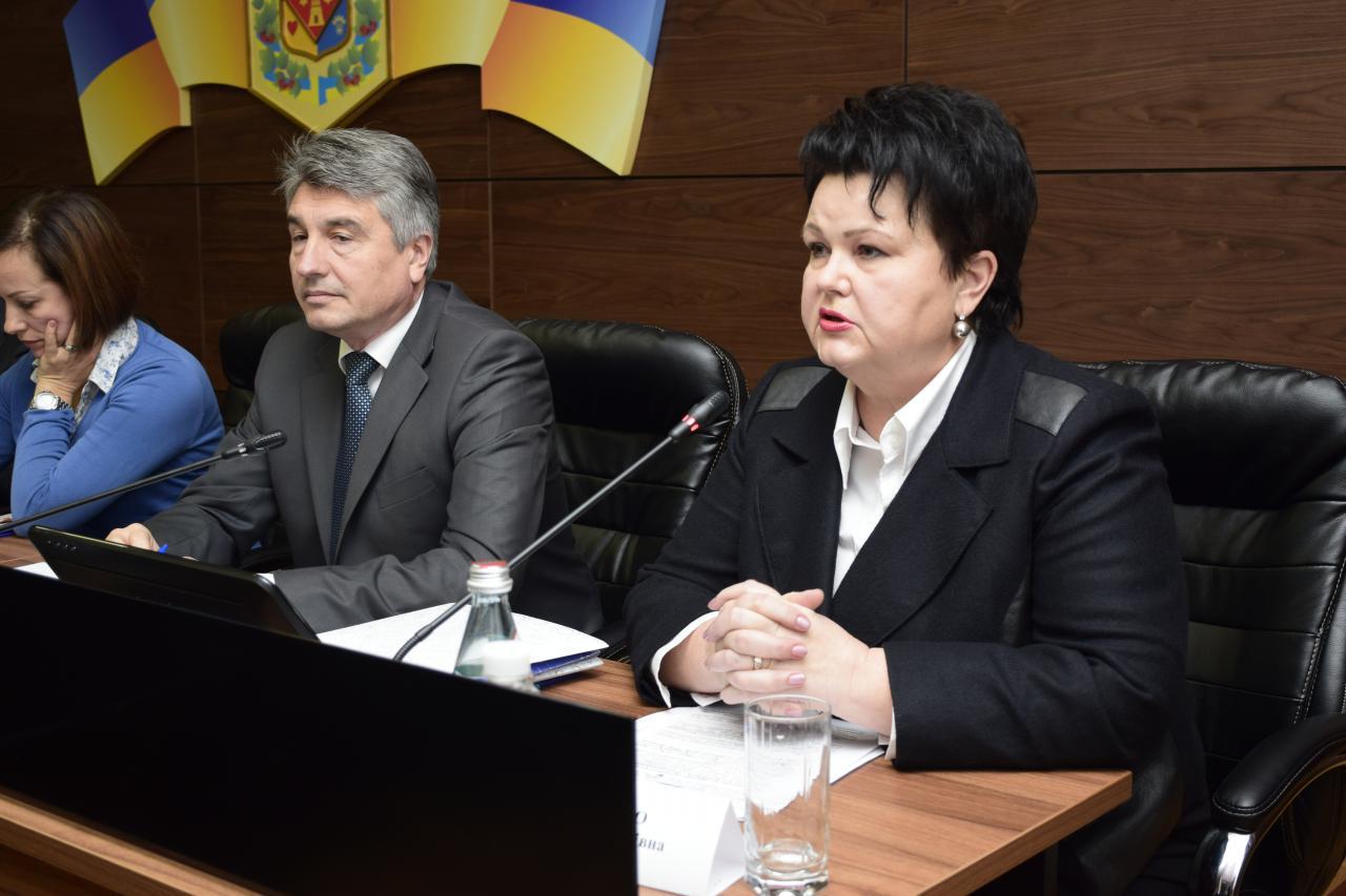 Олег Пругло та Людмила Корнієнко