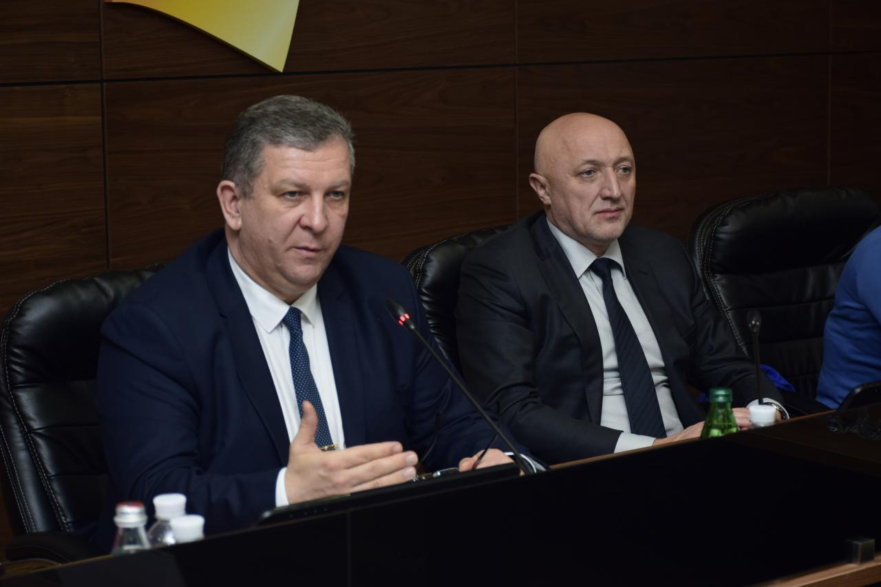 Андрій Рева та Валерій Головко