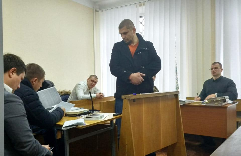Покази Володимира Кулинича