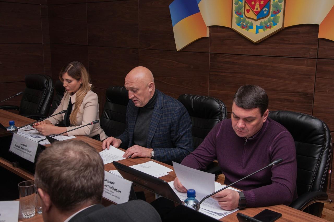 Інна Іщенко, Валерій Головко, Андрій Пісоцький