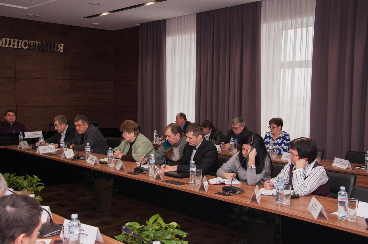 До складу координаційних рад увійшли голови ОТГ Полтавщини