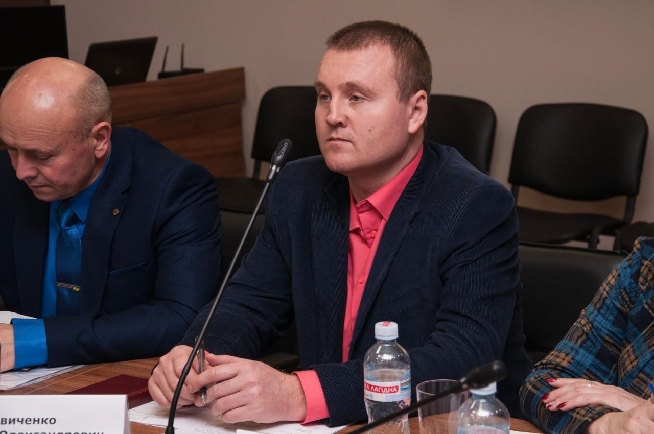 Костянтин Удовиченко увійшов до складу шістьох робочих груп