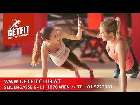 GETFIT - ACCEPT THE CHALLENGE