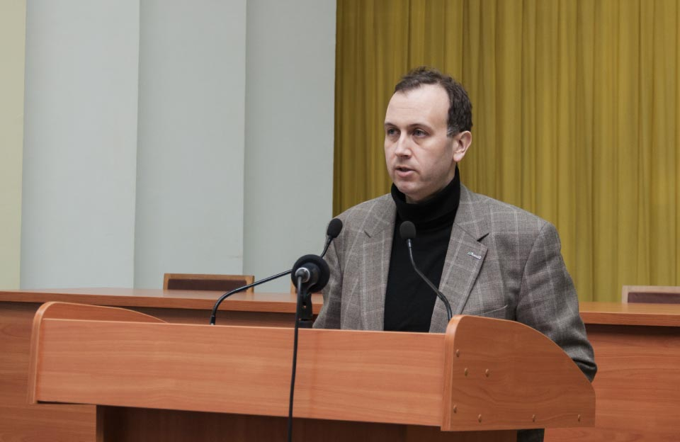 Технічний директор компанії «Екософт» Всеволод Поляков