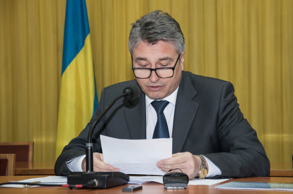 Заступник голови Полтавської ОДА Олег Пругло