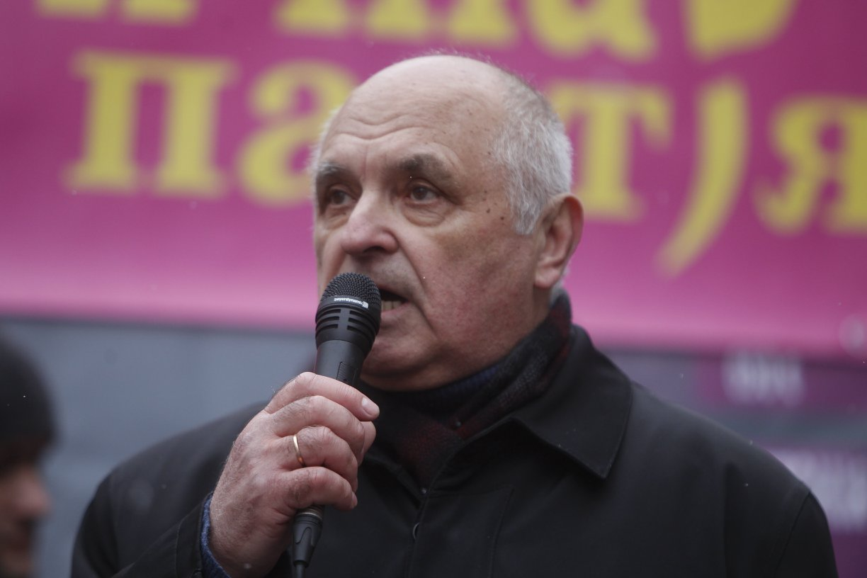 Микола Первак