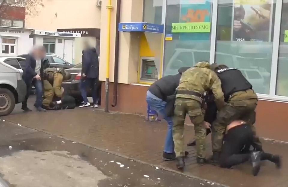 Затримання поплічників «Джамала» 21 грудня