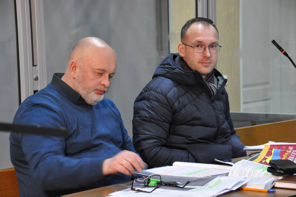 Ігор Гонжак та Геннадій Капканов