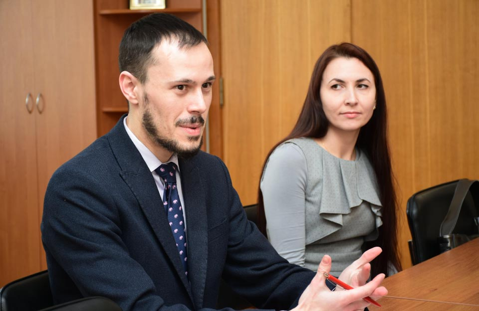 Директор Консалтингової Компанії Energ'East Квентін Буланджер