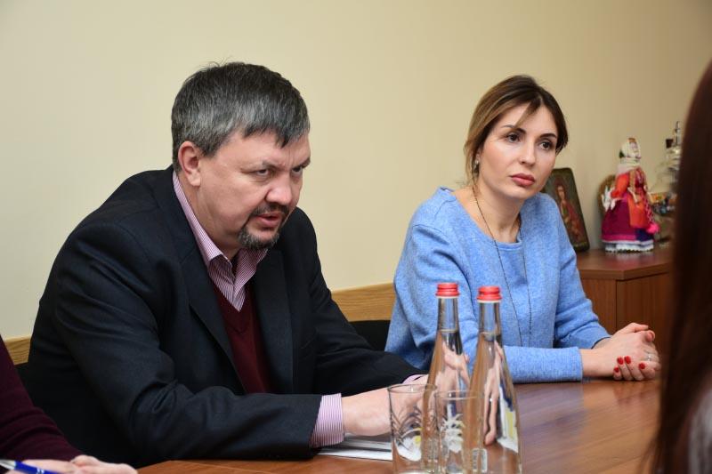 Едуард Рева та Інна Іщенко