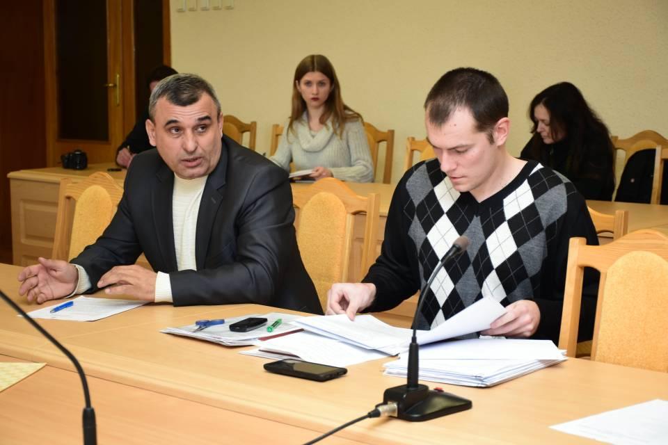 В. о. генерального директора ПОКП «Аеропорт-Полтава» Юрій Колісник