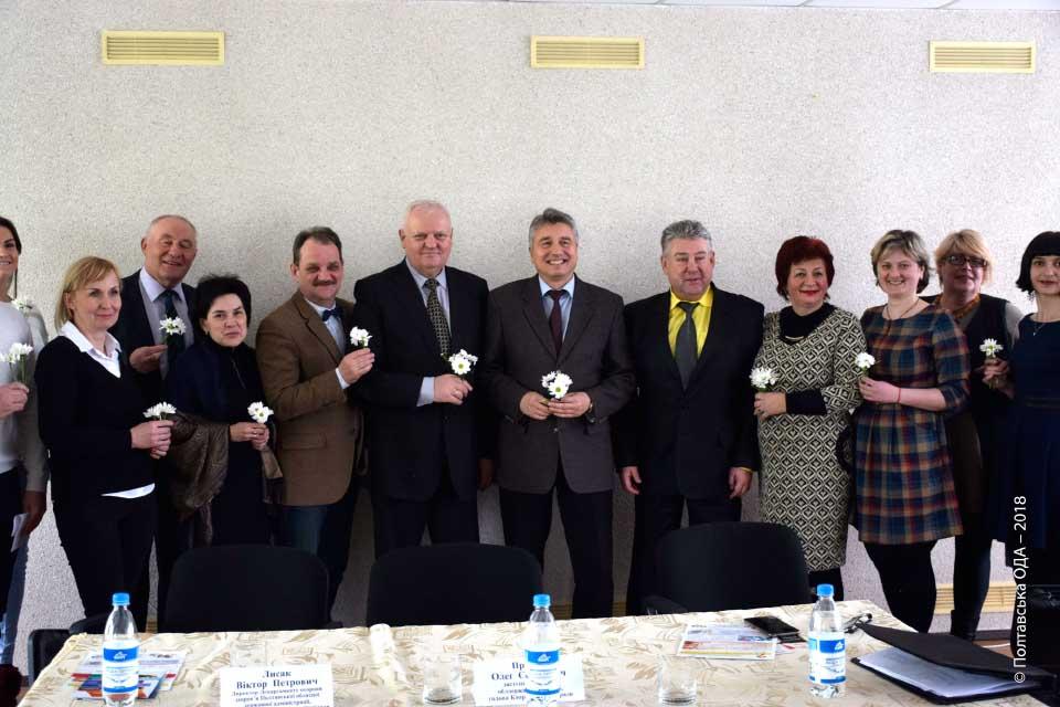 Учасники Кординаційної ради