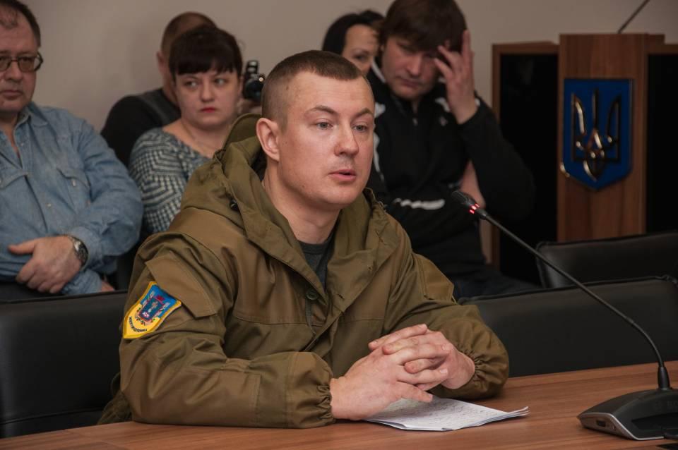 Сергій Осип, «Щит Миргородщини»